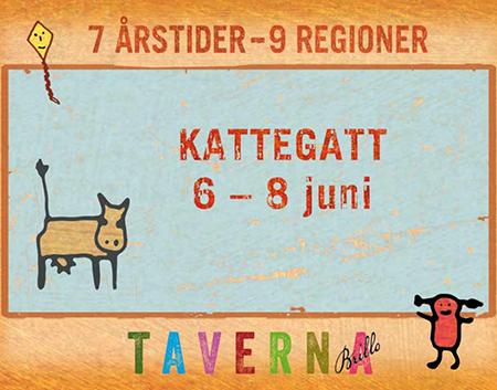 Matmarknad på Taverna Brillo, 6-8 juni