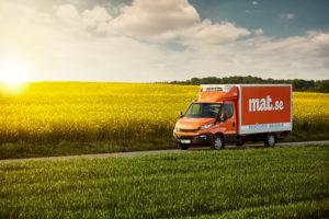 Nu finns Bjärekyckling på Mat.se!