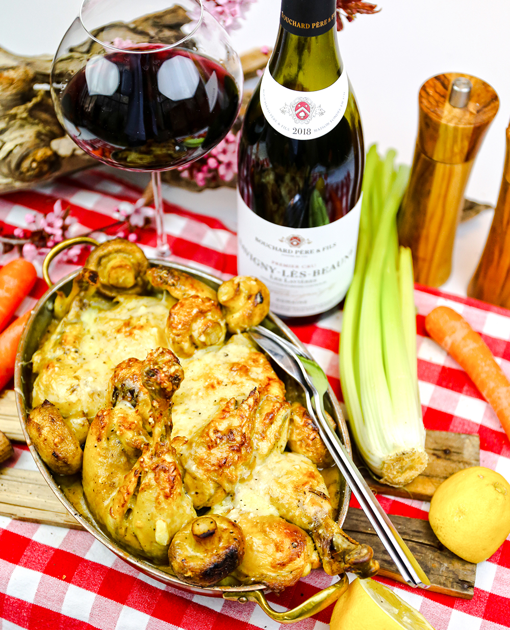 You are currently viewing Coq à la comtoise